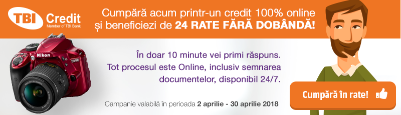 Credit online in 10 minute prin TBI